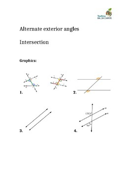 Studying Angles Concentration Game