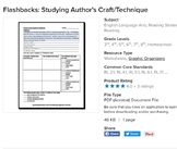 Flashbacks, Foreshadowing, and More: Authors' Crafts and T