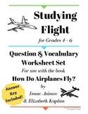 Studying Flight - How Do Airplanes Fly?