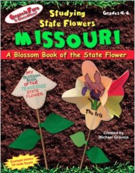 Studying State Flowers—MISSOURI: A Blossom Book of the State Flower