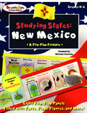 Studying States: New Mexico—A Flip-Flap Foldable Filled with Facts!