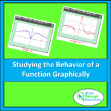 Studying the Behavior of Functions Graphically