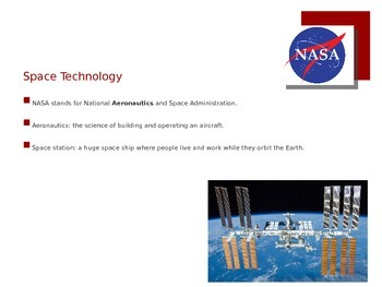 Studying the South - The Space Industry
