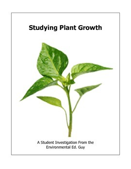 Studying the effects of water on plant growth