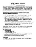 Stuff-It Book Report/Book Project