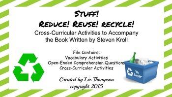 Stuff! Reduce, Reuse, Recycle Mini Unit