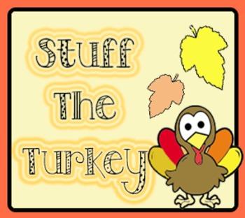 Thanksgiving Turkey Reading