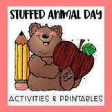 Stuffed Animal Day Activities