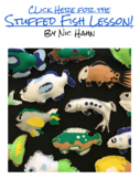 Stuffed Fish Inspired by Billy Kheel
