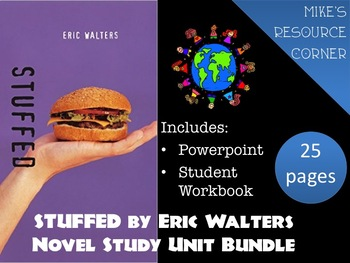 Stuffed by Eric Walters Unit Bundle