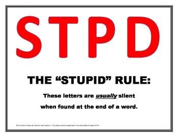 stupid rules