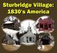 Sturbridge Village: 1830's America