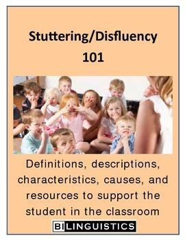 Stuttering - Disfluency