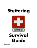 Stuttering Emergency Survival Guide-NO PREP