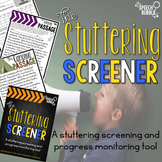 Stuttering Screener