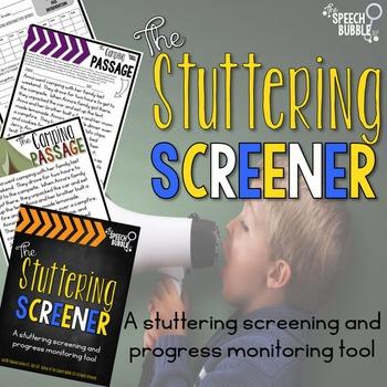 Stuttering Screener