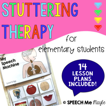 Stuttering Therapy: For Elementary Students