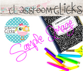 Styled Back to School Image_132: Hi Res Images for Blogger