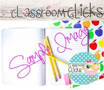 Styled Back to School Image_137: Hi Res Images for Bloggers & Teacherpreneurs