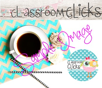 Styled Coffee Chevron Image_166:Hi Res Images for Bloggers & Teacherpreneurs