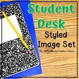 Styled Image Student Desk