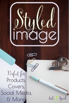 Styled Images: Clipboard Desk Pack