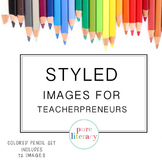 Styled Images | Colored Pencils
