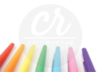 Styled Images - Colored Pens