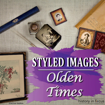 Styled Images Olden Times