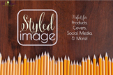 Styled Images: Pencil Duo FREEBIE