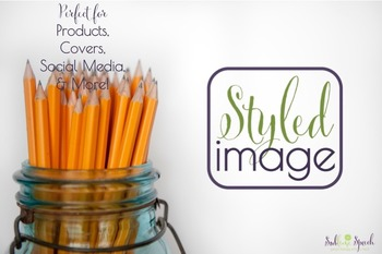 Styled Images: Pencil Jar Pack