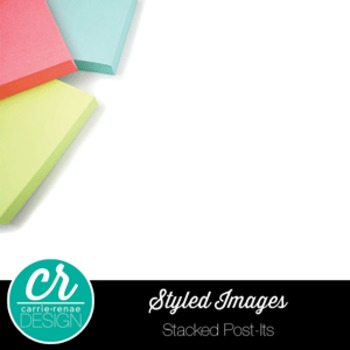 Styled Images - Post-Its