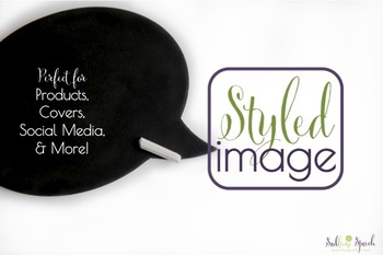 Styled Images: Speech Bubble Pack