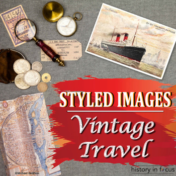 Styled Images Vintage Travel