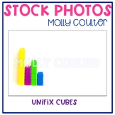 Stock Photo: Unifix Cubes #1-Personal & Commercial Use