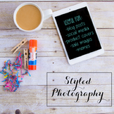Styled Stock Photo: Arts & Crafts 3 BUNDLE (Comm Use OK)