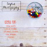 Styled Stock Photoraphy: Arts and Crafts Set 12 (Comm Use OK)
