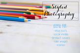 Styled Stock Photo: Arts and Crafts Set 17 (Comm Use OK)