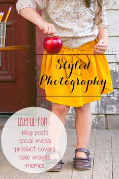 Styled Stock Photo: Kids set 3 (Comm Use OK)