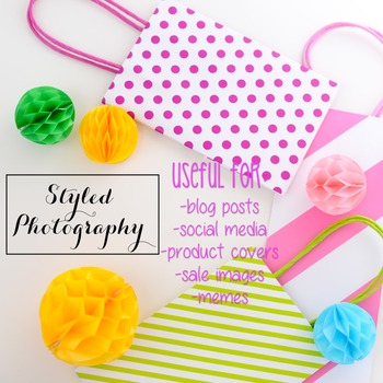 Styled Photography: Party Set 5 (Comm Use OK)