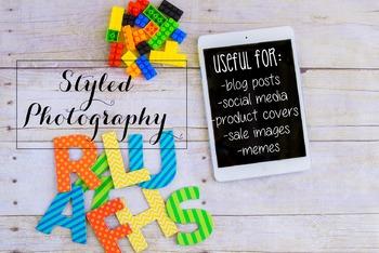Styled Photography: Phonics set 18 (Comm Use OK)