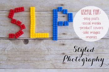 Styled Stock Photo: SLP set 1 (Comm Use OK)
