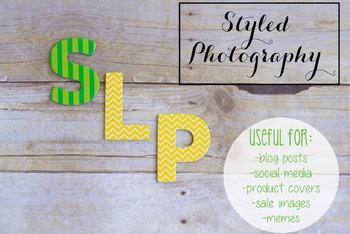 Styled Stock Photos: SLP set 4 (Comm Use OK)