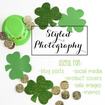 Styled Stock Photo: St. Patrick's Day (Comm Use OK)