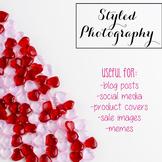 Styled Stock Photo: Valentine's Day BUNDLE (Comm Use OK)
