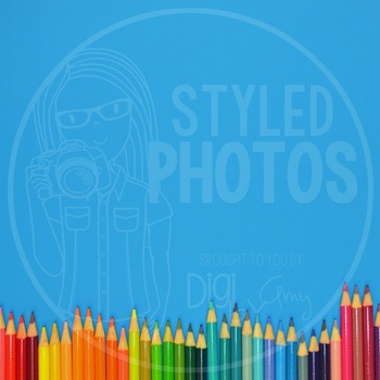 Styled Photos - Colored Pencils 1