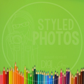 Styled Photos - Colored Pencils 2