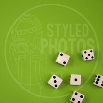 Styled Photos - Dice 2