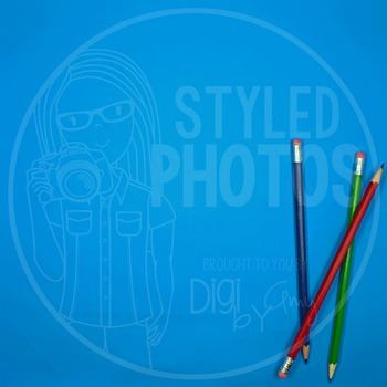 Styled Photos Pencils