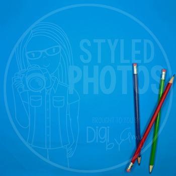 Styled Photos - Pencils 1
